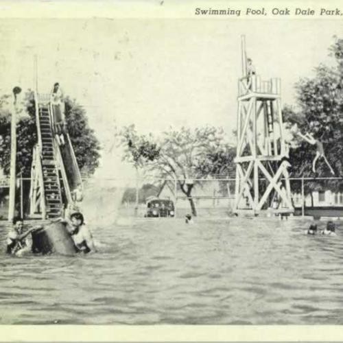 Early Days at Oakdale Park